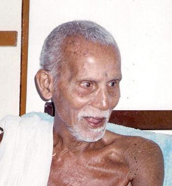 Annamalai swami final talks