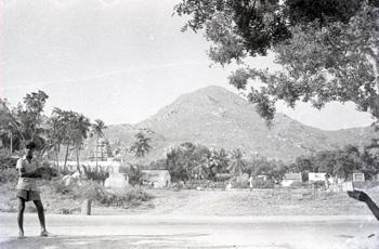 Adi-annamalai and its temple