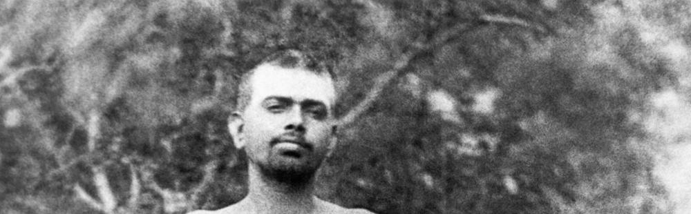 Bhagavan, sitting on Arunachala