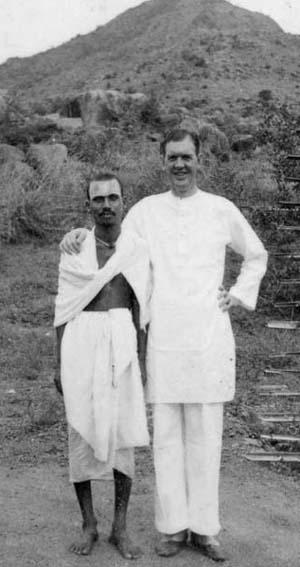 Annamalai Swami and Major Chadwick