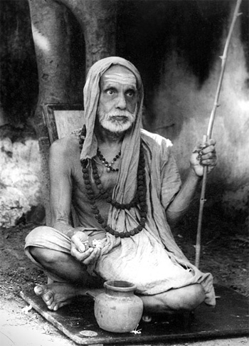 The Sankaracharya of Kanchipuram