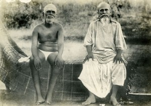 Ramana Maharshi and Ganapathi Muni