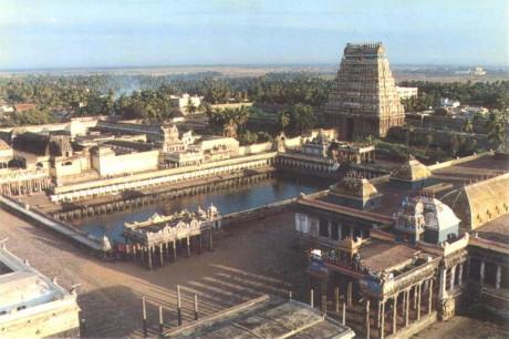 The Chidambara Natarajan Temple