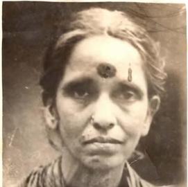 Maragathamma in later life