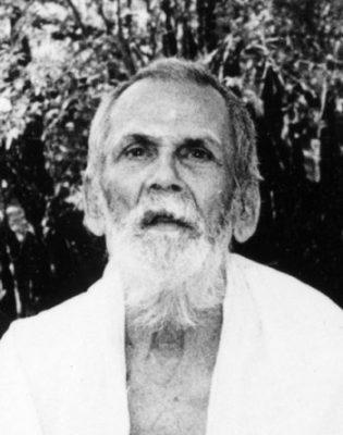 Muruganar, the compiler of Guru Vachaka Kovai