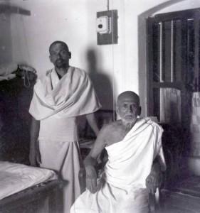 sadhu-om-and-Muruganar