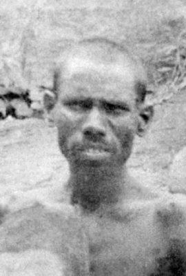 Mastan around 1916