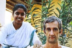With-Saradamma,-early-1980s