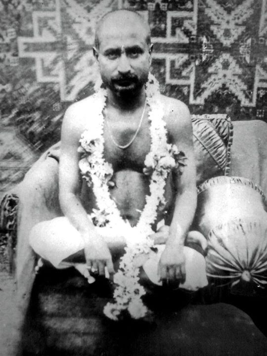 Siddharameshwar sitting
