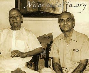 Maharaj and Ramesh Balsekar