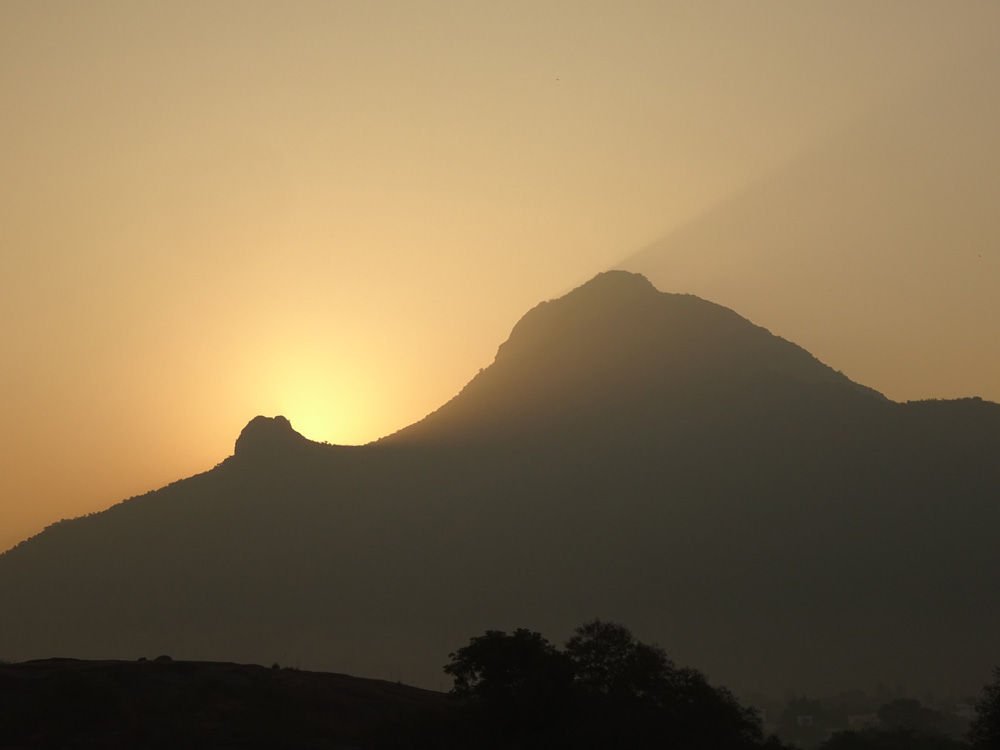 The Power of Arunachala - David Godman