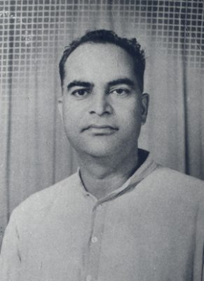 Papaji in the late 1940s